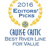 2016 Cruise Critic Editors' Picks - Best Value For Money
